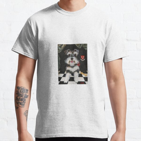 Sir Schnauzer Classic T-Shirt