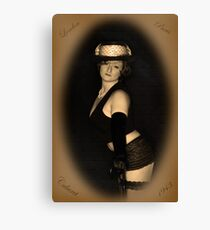 Show Girl I Canvas Print