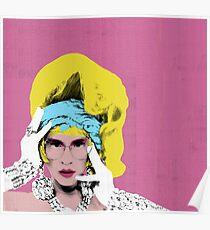 RPDR - Trixie Mattel Mosaic Poster