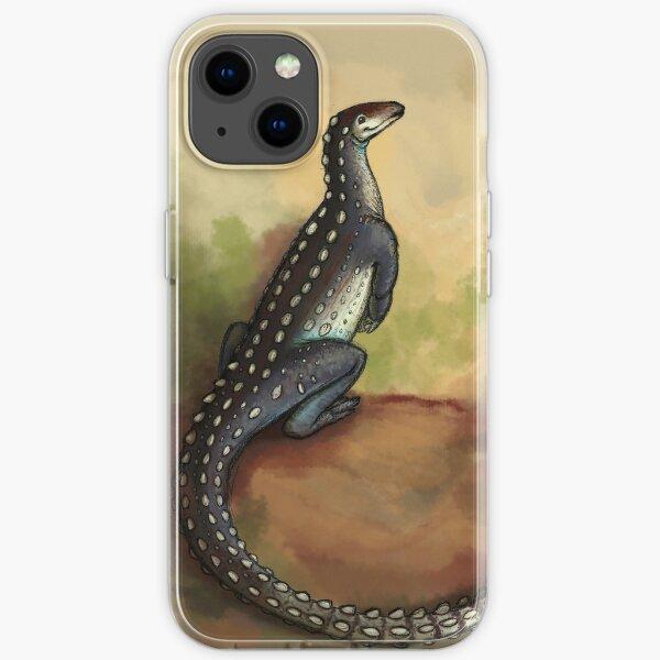 Scutellosaurus Portrait iPhone Soft Case