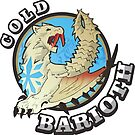 Cold Barioth Team by MinosArt