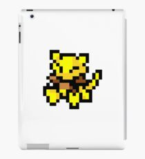 Pokemon Abra iPad Case/Skin