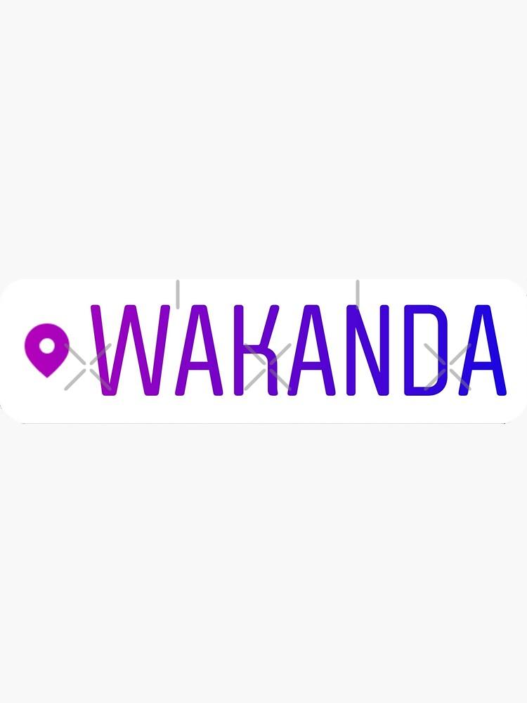 Wakanda Location  by araweelo