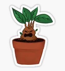 Baby Mandrake Sticker