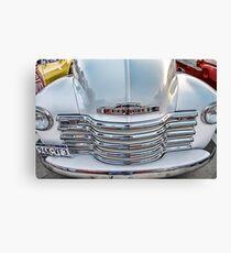 Chevy Pickup Classic Auto Series # 22 Canvas Print