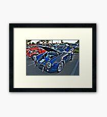Classic Auto Series # 9 Framed Print