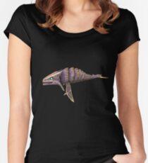 Subnautica - Boneshark Women's Fitted Scoop T-Shirt