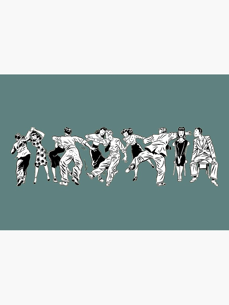 Swing Tanzparty von Slinky-Reebs