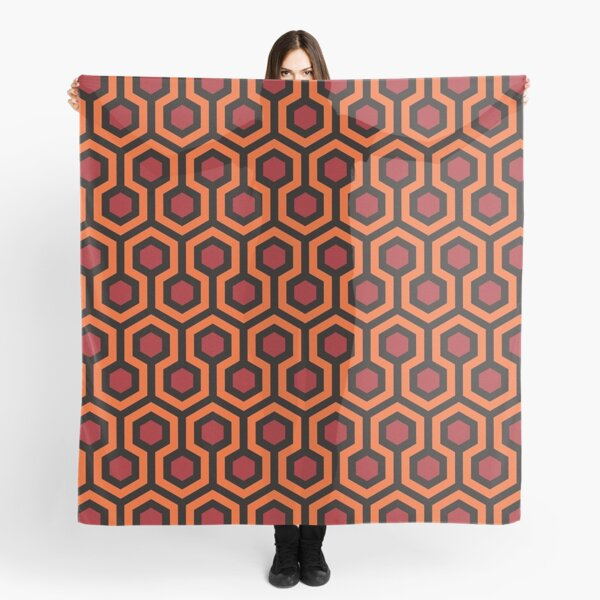 Overlook Hotel Carpet The Shining Scarf