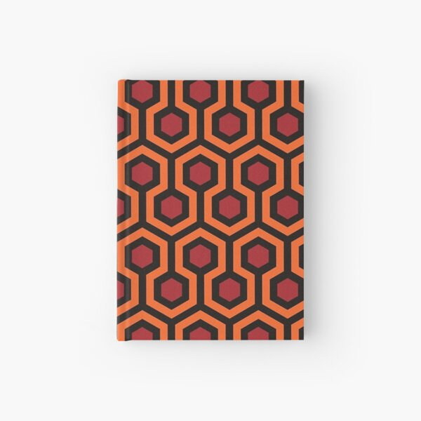 Overlook Hotel Carpet The Shining Hardcover Journal