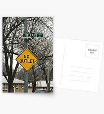 No outlet Bellaire Postcards