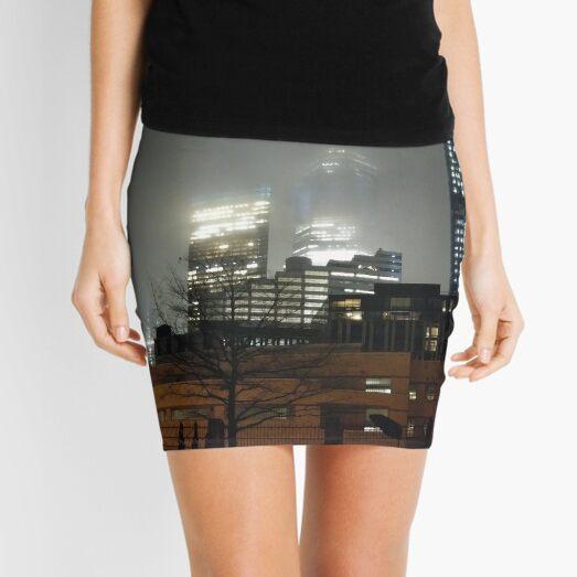 Metropolitan area Mini Skirt