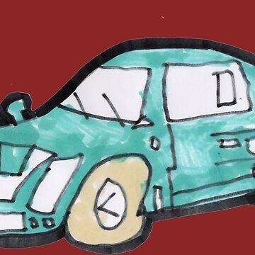 RACE CAR! by PositiveAutism