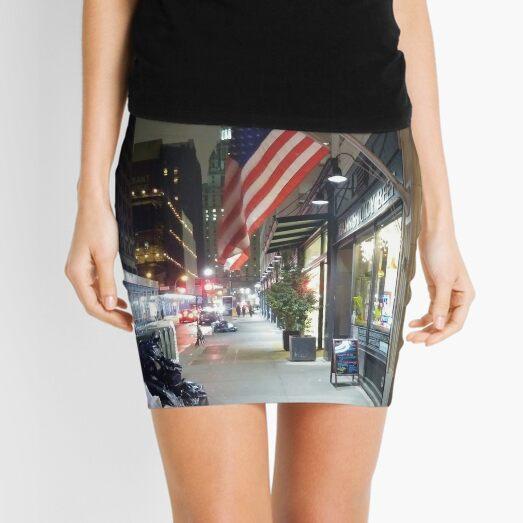 downtown Mini Skirt