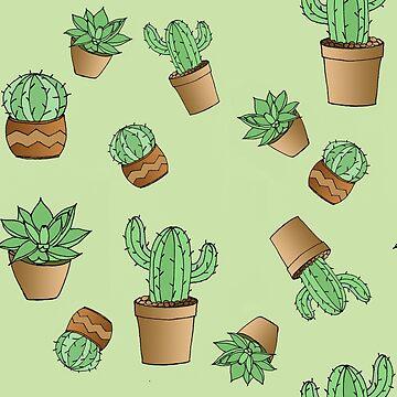 My Succulent Garden by Darlyssa