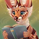 A Good Read by Tortieboo