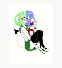DAOKO Art Print