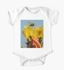 Preparing to Land & Pollinate! One Piece - Short Sleeve
