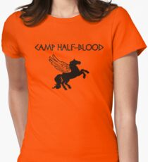 Camiseta entallada para mujer Camp Half-Blood Camp Shirt