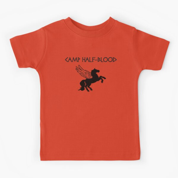 Camp Half-Blood Camp Shirt Kids T-Shirt