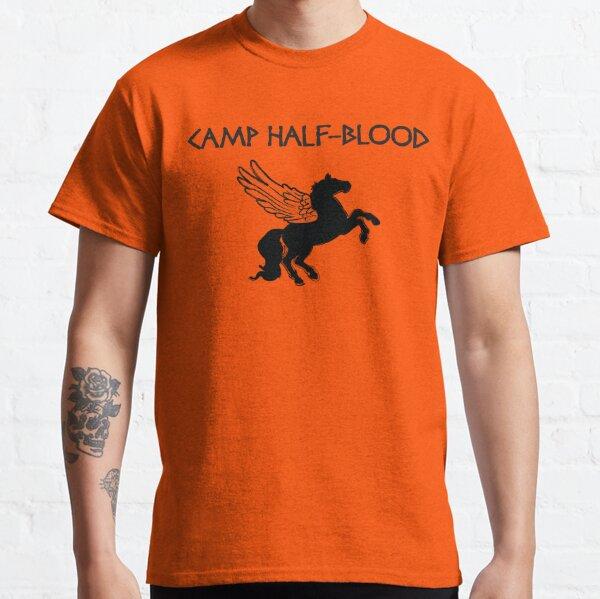 Chemise Camp Half-Blood Camp T-shirt classique