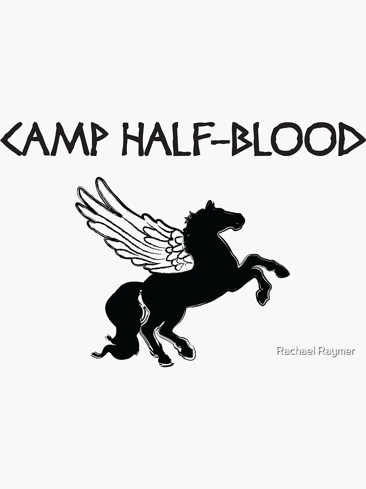 Camp Half-Blood Camp Shirt by dfragrance
