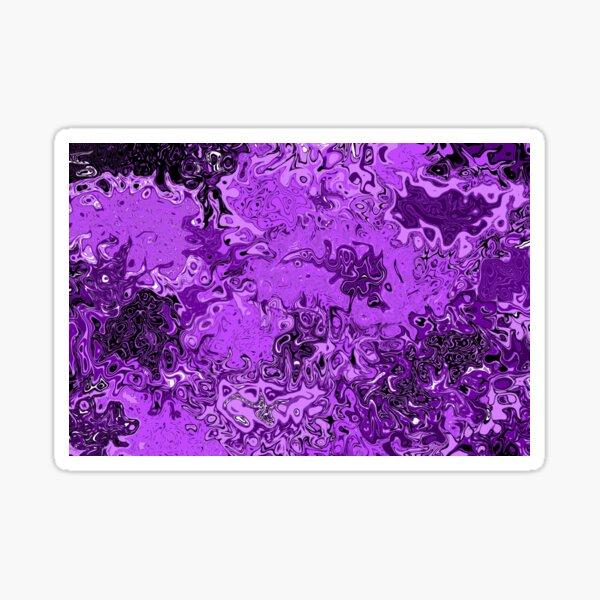 Purple Refrain Sticker