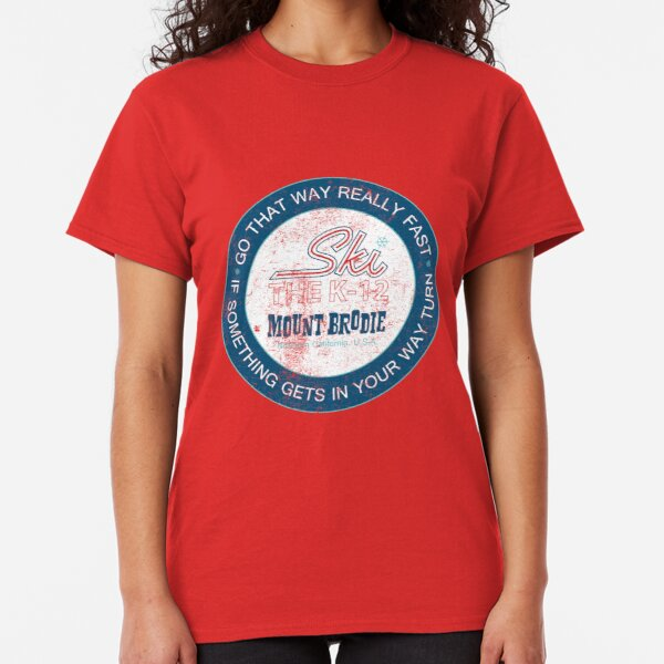 Brodie King: Go That Way Really Fast Classic T-Shirt