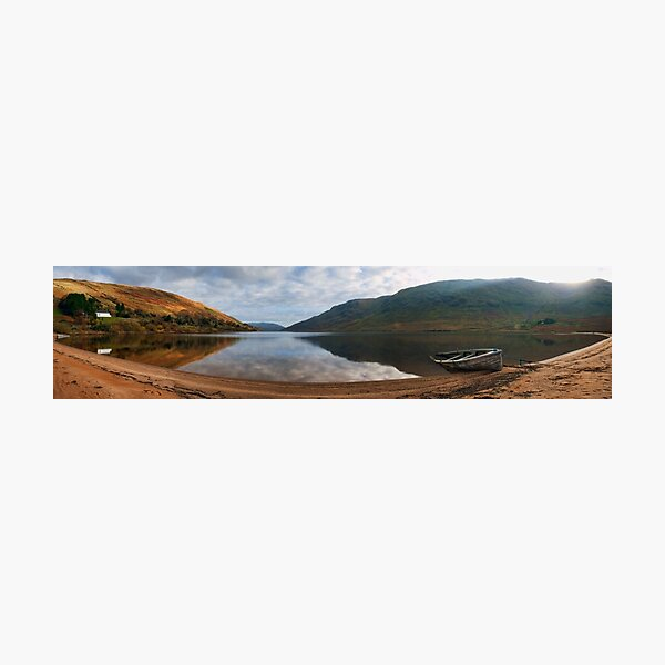 Lough Na Fooey Photographic Print