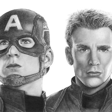 Cap drawing by DanceKaitoDance