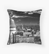 City of Seven Hills Throw Pillow