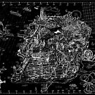 DOOOM ISLAND by simonpericich