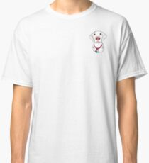 English Pointer - Leo (Digital Watercolor) Classic T-Shirt