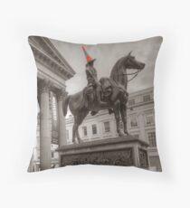 Duke of Wellington  Throw Pillow