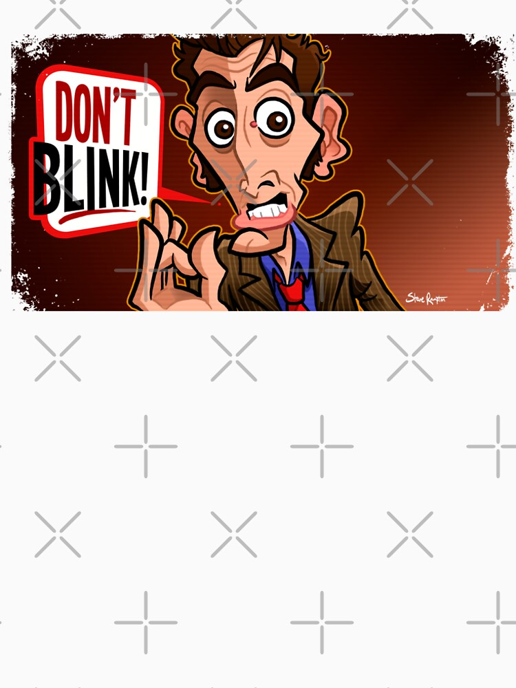 Don't Blink by binarygod