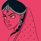 Sapni Eyes by anumation