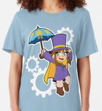 Hat Girl Slim Fit T-Shirt