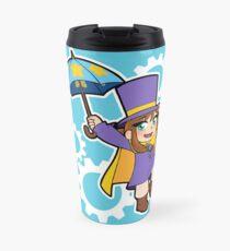 Hat Girl Travel Mug