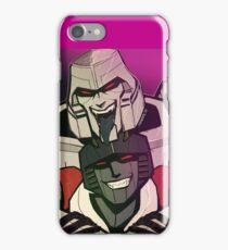 MegatronxStarscream selfie iPhone Case/Skin