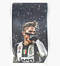 Expression Paulo Dybala Poster