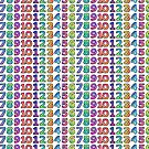 Rainbow Numbers by Adrienne Body