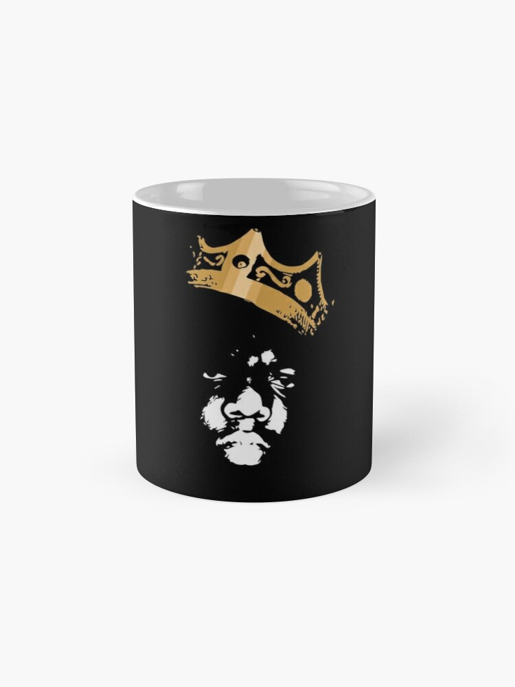 Alternate view of King Biggie Mugs