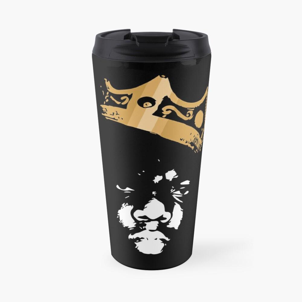 King Biggie Travel Mug