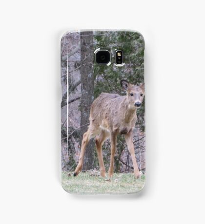 Okauchee Lake Deer Samsung Galaxy Case/Skin