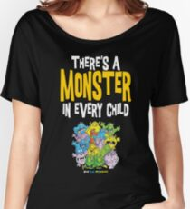 Monster Child Women's Relaxed Fit T-Shirt