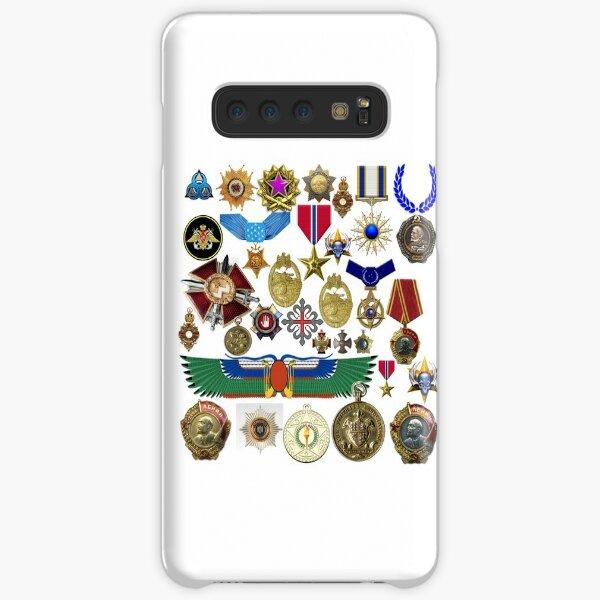 medals, orders, awards, carnival, orders bearer's costume, king, emperor, Caesar Samsung Galaxy Snap Case