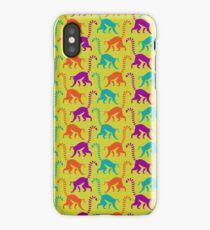 Lemur iPhone Case