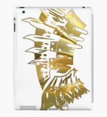 Gold sword iPad Case/Skin