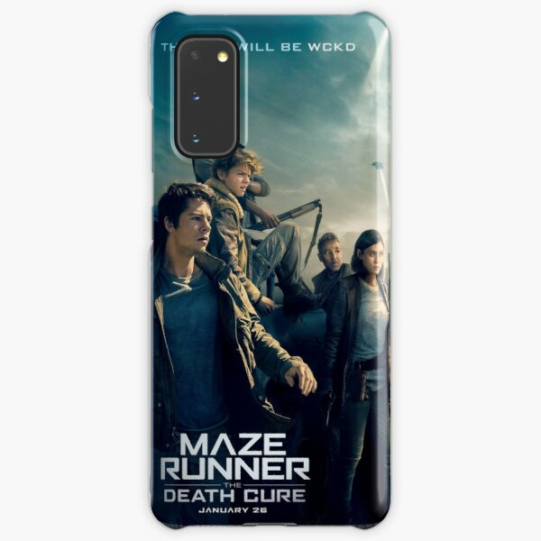 Maze Runner: The Death Cure Samsung Galaxy Snap Case