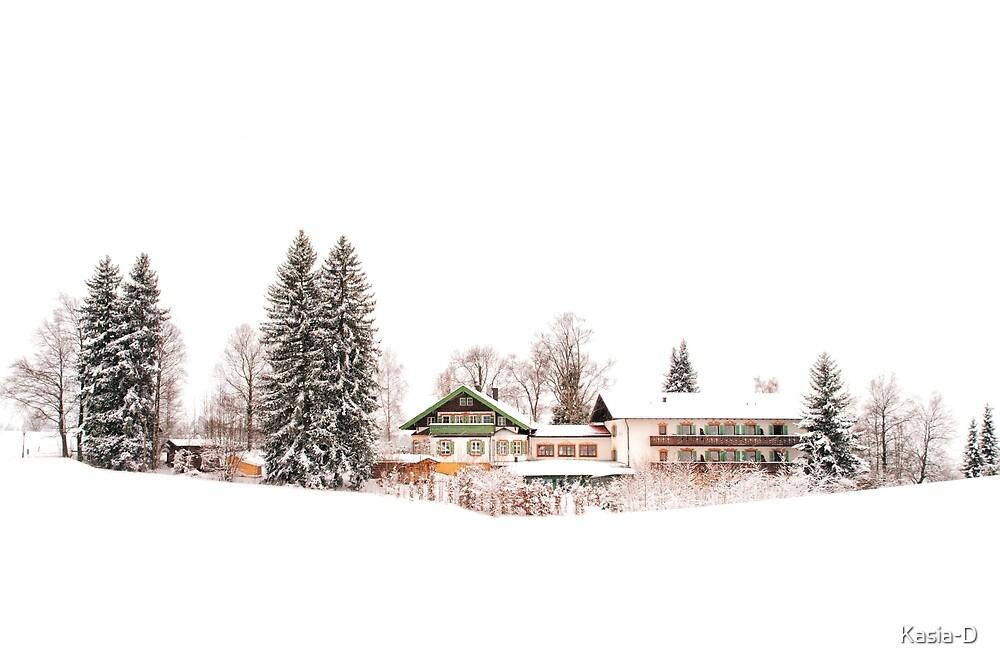 Bavarian Winter Dream by Kasia-D